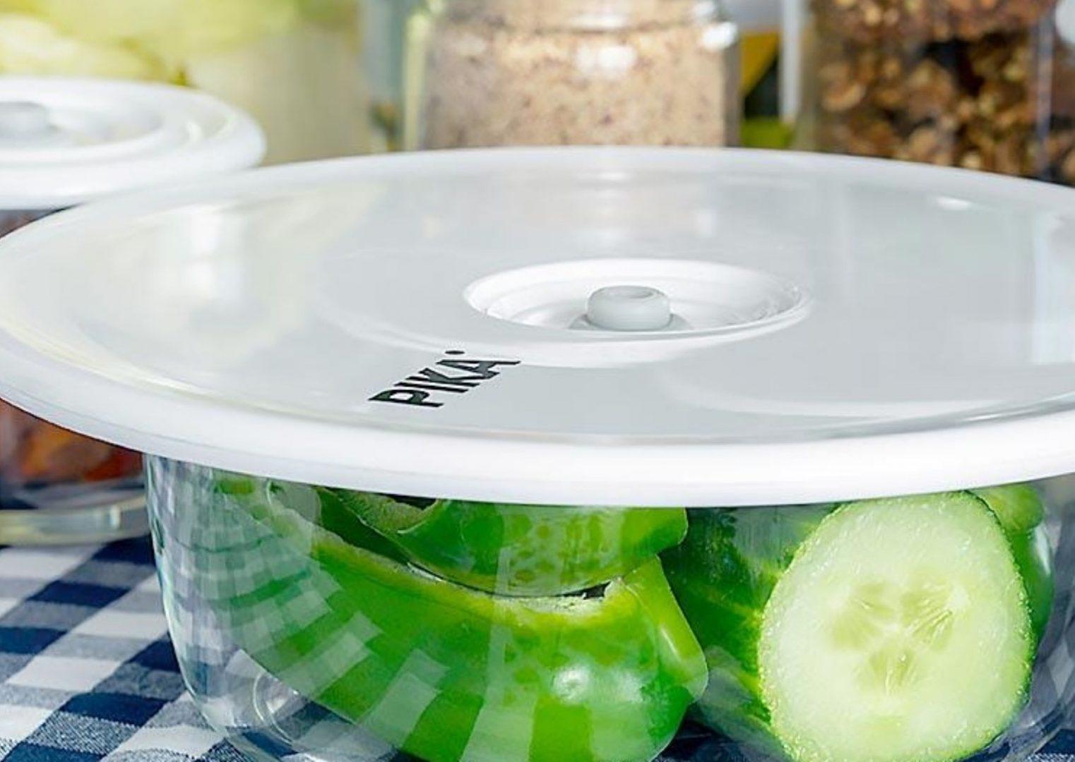 decouvrez les nouveaux produits pour conserver sous vide à la maison.