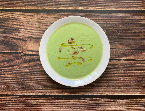 recette soupe crue omniblend