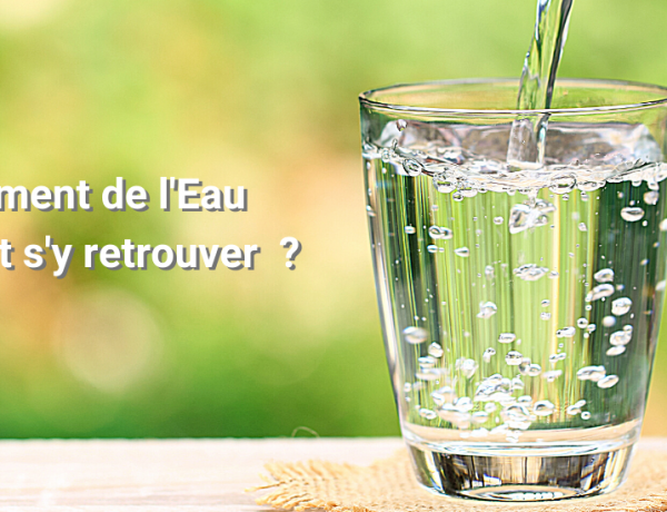 Traitement de l'Eau : guide d'achat des différents traitemenst de l'eau