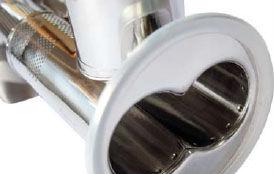Extracteur de jus horizontal double vis Angel 7500