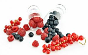 extracteur de jus Angel et fruits rouges
