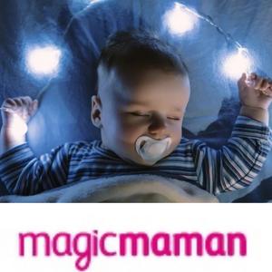 magic-maman Magnétothérapie : et si on utilisait des aimants pour aider le sommeil de bébé ?