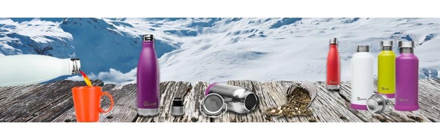 thermos, bouteille isotherme et Théières nomades