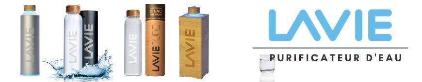 Tout savoir sur les purificateurs d'eau chlorée LaVie